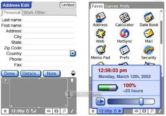 Possible Palm OS 6 screen shot ~ Click for larger