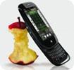 Palm Pre Apple Core Ad