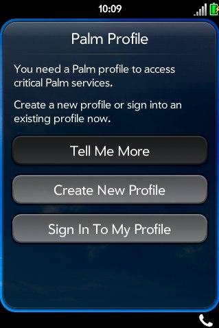 webos Screenshot