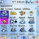 Propel - Palm OS Software