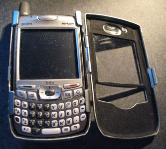 Treo Rhinoskin case Review