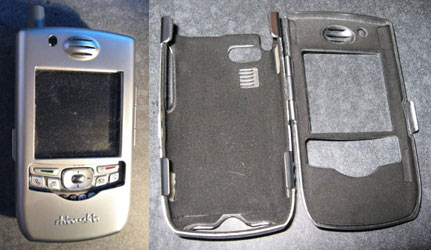 Rhinoskin Treo 700 case Review