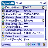 SplashID Software
