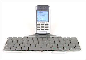 PalmOne 3169WW - Universal Wireless Keyboard Getting Started Manual