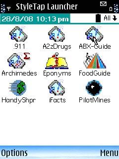 StyleTap Symbian s60