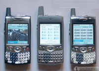 Three Treo's