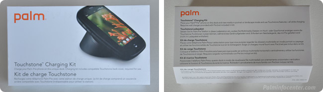 Palm Touchstone box