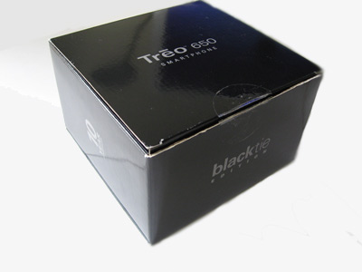 Treo 650 Blacktie Box