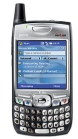 Verizon Treo 700wx