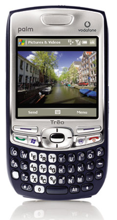 Treo 750 review