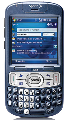 Treo 800w