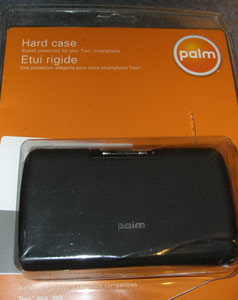 Palm Treo hard case review