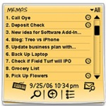 Quick Memos - Centro Software