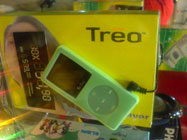 Treo iPod Nano