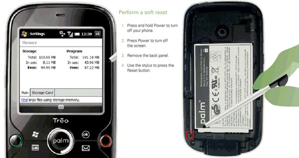 Treo Pro Software and Hardware