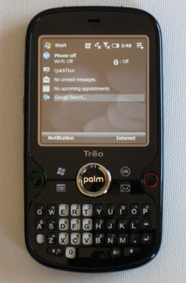 Palm Treo Pro Review