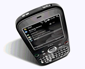 Treo Pro Windows Mobile Software