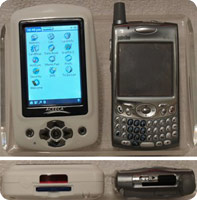 accecca pda32 - treo 650 review
