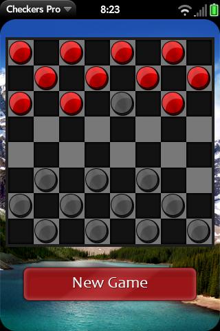 Checkers Pro 3