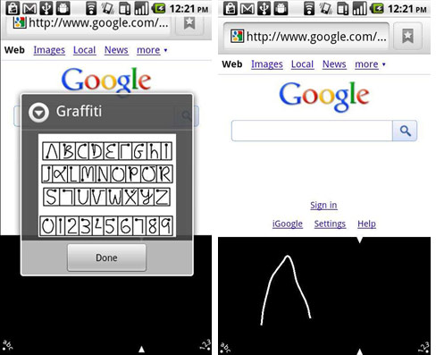 graffiti for android