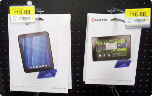 Touchpad accessories