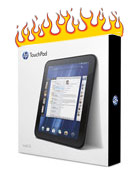 HP TouchPad Fire Sale