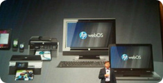 HP webOS
