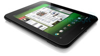 palm tablet webos