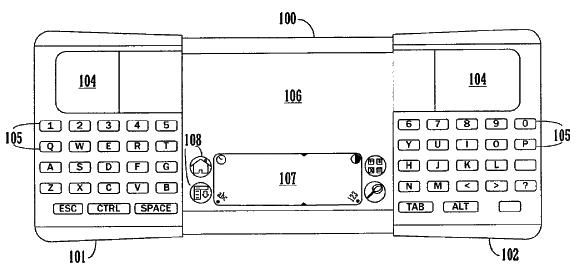 Palm PDA concept