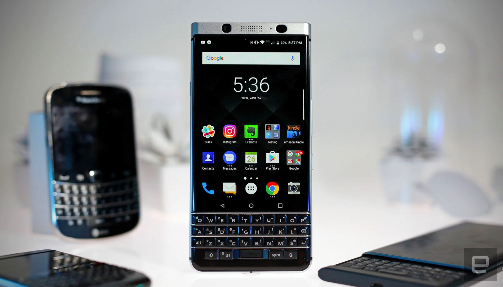 TCL BlackBerry Smartphone