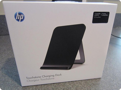 HP Touchstone Dock Review for TouchPad