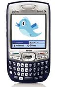 Twitter PalmOS 2TwitMe app
