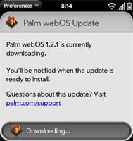 webos 1.2.1