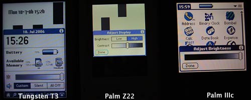 Palm Z22 Indoor